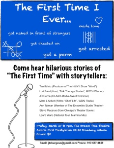 The First Time Stories_Flyer_JPEG